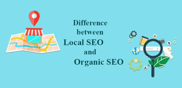 Organic SEO And Local SEO
